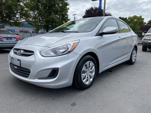 2015 Hyundai Accent GLS/ Automatic/ 6-Month Powertrain Coverage/ $5950 for Sale in Salem, OR