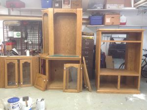 Free cabinets for Sale in Osseo, MN