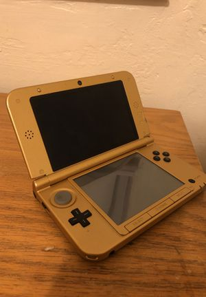 Nintendo 3DS XL LINK Between Worlds Edition (The Legend of Zelda Ocarina of Time included) for Sale in Coral Gables, FL