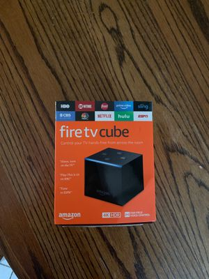 Alexa Fire TV Cube for Sale in Antioch, CA
