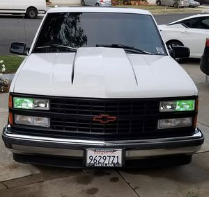 1998 Chevy Silverado. GMC Sierra 1500 single cab for Sale in Santa Fe Springs, CA