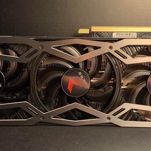 PNY GeForce RTX 3080 10GB XLR8 Gaming EPIC-X RGB Triple Fan Graphics Card for Sale in La Palma, CA