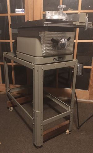 Vintage Craftsman Table Saw 103 21041 for Sale in Pawtucket, RI