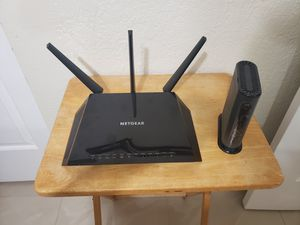 Modem and router for Sale in Miami, FL