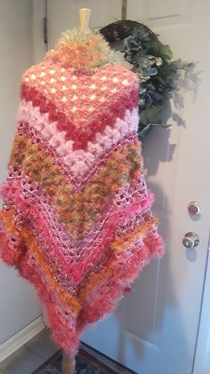 handmade shawl for Sale in Whitman, MA