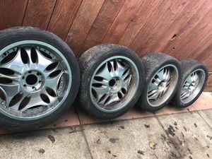 Chevy GMC 6 lug wheels for Sale in San Francisco, CA
