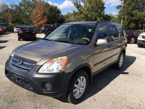 2006 Honda Cr-v for Sale in Tarpon Springs, FL
