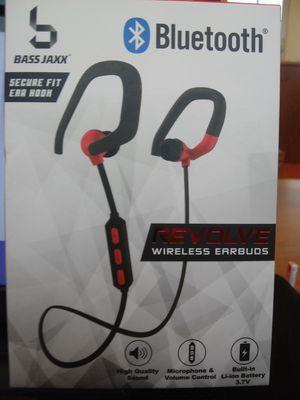 Bass Jaxx: Revolve Bluetooth Ear Buds for Sale in Goodview, VA