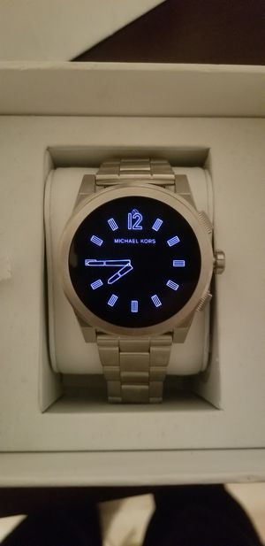 Michael kors smart watch for Sale in Madera, CA