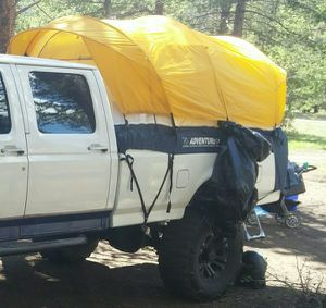 Truck tent with mattress for Sale in Arvada, CO