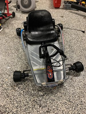 Razor drift force electric go kart for Sale in Harrison, NY