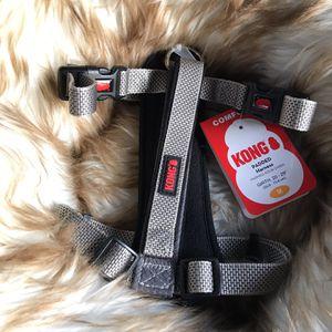 Medium Grey Kong Handle Dog Harness for Sale in El Cajon, CA