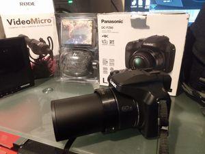 4k Lumix Camera $375 obo for Sale in Converse, TX