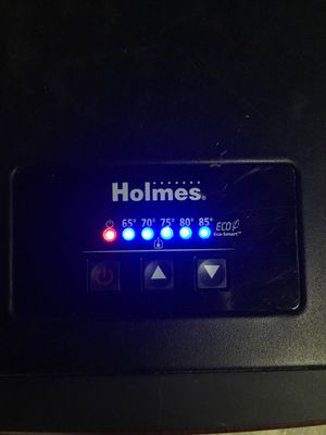 Holmes eco smart heater for Sale in Fresno, CA