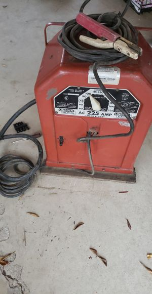 Electric stick welder for Sale in Pumpkin Center, CA