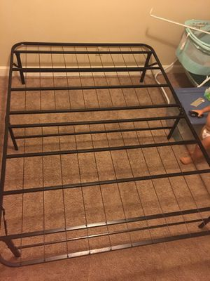 Bi-fold full size bed frame for Sale in Stout, OH
