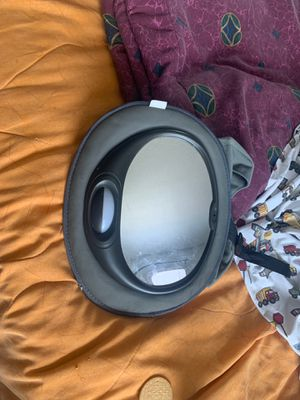 Car seat mirror for babies for Sale in Austin, TX