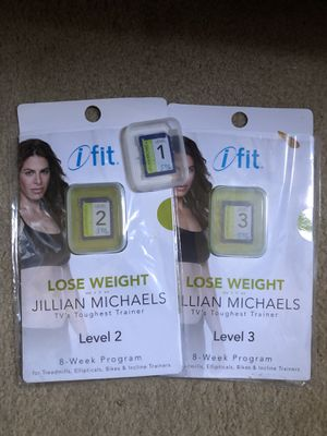 iFit exercise cards for treadmills for Sale in Ingleside, TX