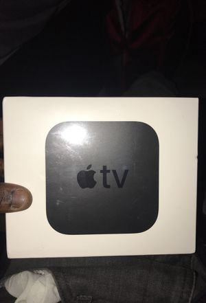 Apple TV BRAND NEW NEVER USED OR OPENED. for Sale in Houston, TX