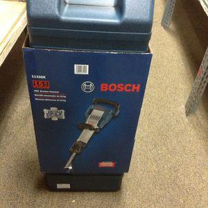 Bosch 15 AMP 1-1/8 in Corded Concrete Electric Hex Breaker Hammer for Sale in Apache Junction, AZ