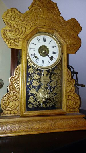 Antique clock for Sale in Spring Hill, TN