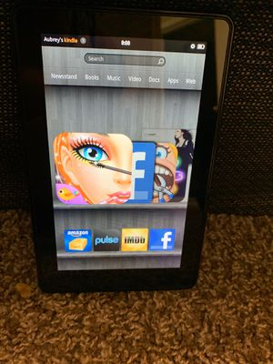Amazon Kindle for Sale in Austin, TX