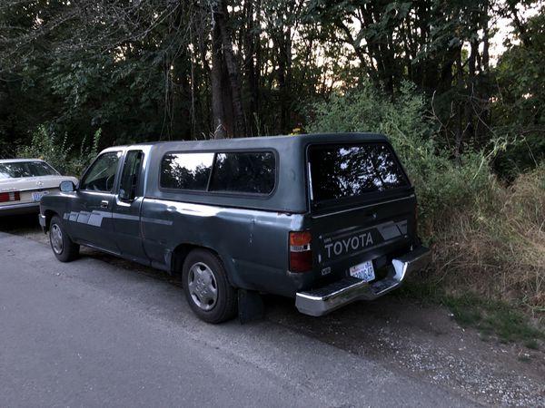 1992 toyota pickup v6 2wd best offer!!