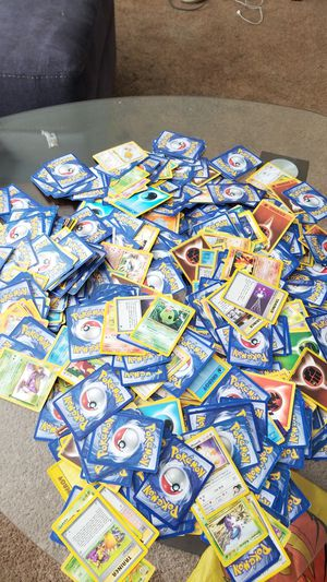 Pokemon cards for Sale in Hillcrest Heights, MD
