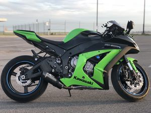 2012 Kawasaki ZX10R for Sale in Columbus, OH
