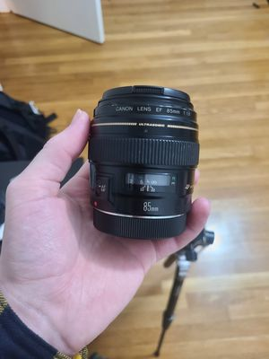 Canon 85mm f1.8 for Sale in Worcester, MA