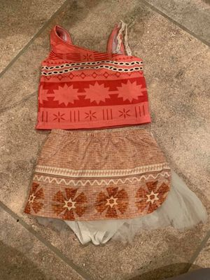 Moana outfit-handmade for Sale in Crystal Lake, IL