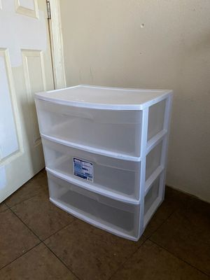Drawer plastic for Sale in North Las Vegas, NV