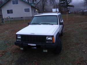 93 Jeep Cherokee for Sale in Wenatchee, WA