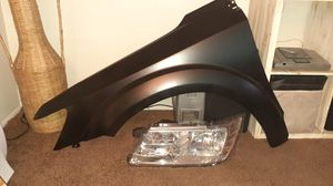 New 2014 dodge journey fender and headlight assembly for Sale in Mitchell, IL
