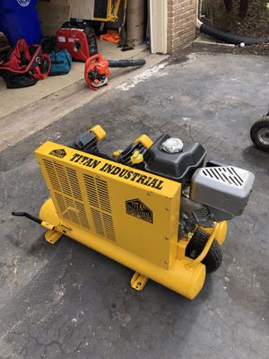Titan Industrial Air Compressor, 5.5 HP, 8 Gal., for Sale in Gaithersburg, MD
