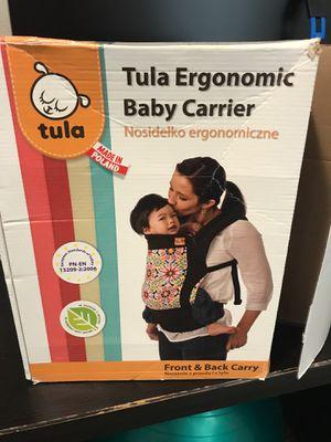 Tula Baby Carrier - Chevron Pattern for Sale in El Cajon, CA