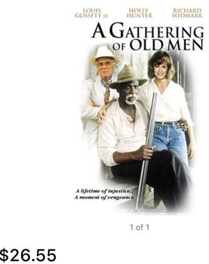 The gathering of old men movies classic dvds romance for Sale in Glendale, AZ