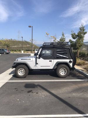 2006 Jeep Wrangler. for Sale in Mission Viejo, CA