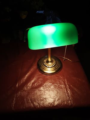 Antique library lamp for Sale in Columbus, OH