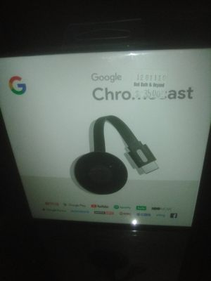 Brand New Chromecast for Sale in San Diego, CA