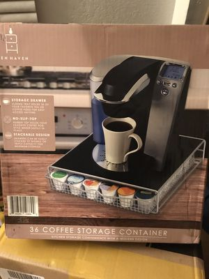 36 coffee storage containers for Sale in Los Angeles, CA