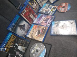 12 Games !!! PS4 Bundle for Sale in National City, CA