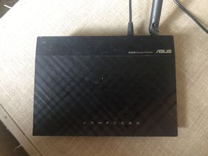 Asus router for Sale in Huntington Beach, CA