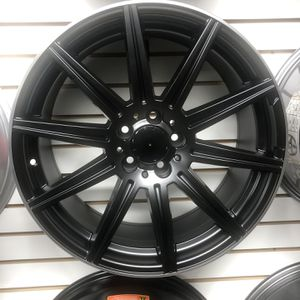"""BLACK FRIDAY SPECIALS 19"""" AMG Style Wheels Rims Tires 5x112 Fit All Mercedes Benz Models for Sale in Queens, NY"""