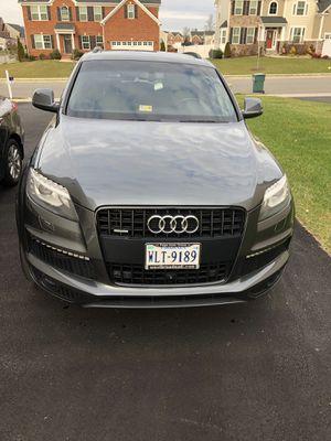 2014 Audi Q7 S-Line Prestige for Sale in Richmond, VA