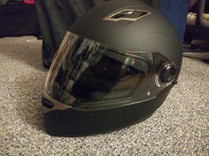 Motorcycle helmet Matte Black for Sale in Monterey Park, CA