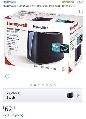 Honeywell Humidifier for Sale in Claremont, CA