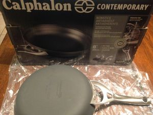 New Calphalon contemporary nonstick skillet for Sale in Houston, TX