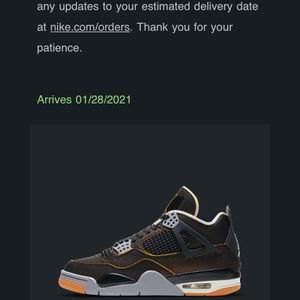 """Newly Released """"Air Jordan 4 SE"""" Size 10.5 W 9M. for Sale in Glenolden, PA"""