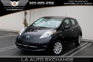 2016 Nissan LEAF for Sale in Montebello, CA